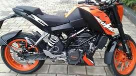 KTM Duke 200 20567 KM