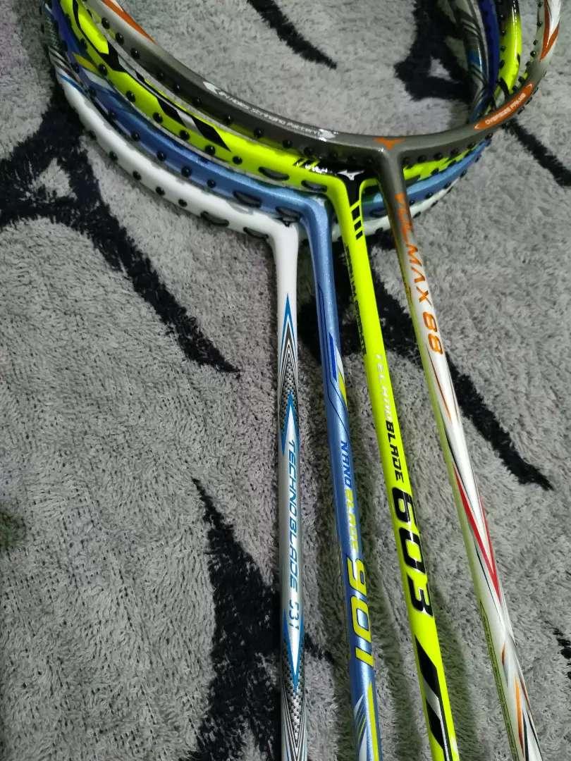 Raket Badminton Mizuno Original 0