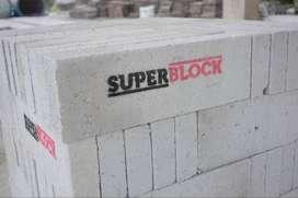 Superblock Bata Ringan AAC Murah