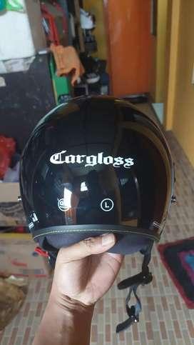 Jual helm cargloss baru buka kardus Sz L