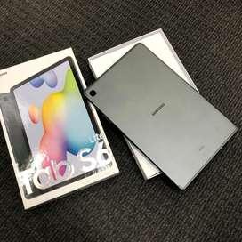 samsung sein tab S6 Lite , 1 minggu pakai, like new 4/128GB