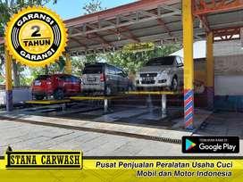 Carwash Steam Hidrolik H Usaha Alat Cuci Mobil INDONESIA - IKAME