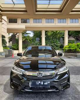 NEW ACCORD VTIL 2018 HITAM KM 15.000