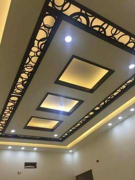 false ceiling and all kinds of interior works