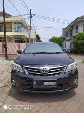 Toyota Corolla altis 1.8 G At 2011 tdp 7 jt cash and credit
