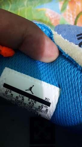 Original off white Nike Jordan's shoes