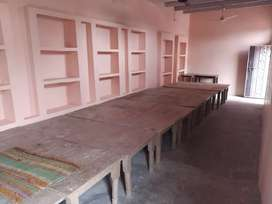 300 sqr. feet mini hall for multipurpose uses rent only