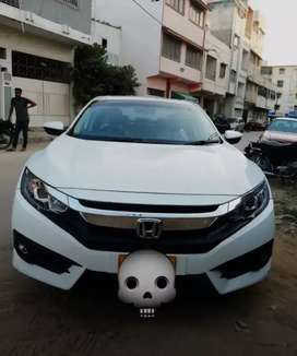 Honda Civic Prosmatec 2017 Gets On Easy Installment