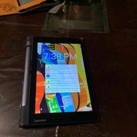 Lenovo Tablet, with cover in running condition