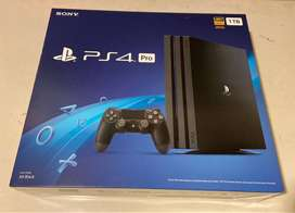 playstation 4 pro 1tb with 20 free games