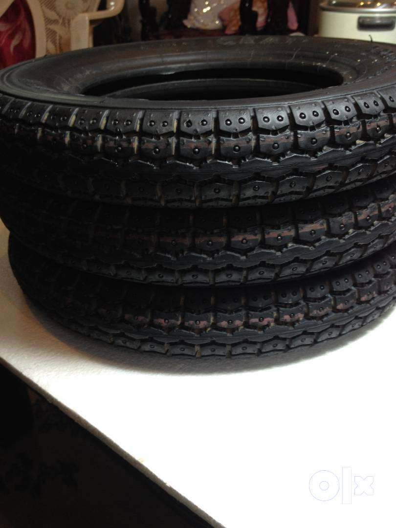 CEAT SECURA 3-50-10 NYLON SCOOTER TYRES BRAND NEW. 0