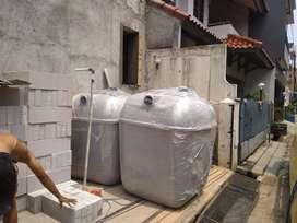 Pabrik Septic Tank Bio, Biofil, Biomaster, Bioasahi Septitank