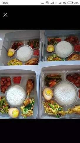Paket katering nasional