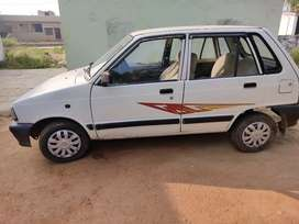 Maruti 800  papers valid up to 2024
