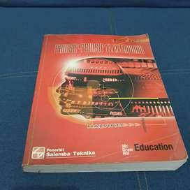 Kumpulan 4 buku Teknik Elektro akan dihibahkan