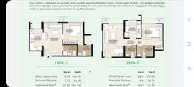Mahindra's 1 BHK 30 Lakh, 2 BHK 46 LAKHS ALL INCLUSIVE