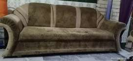 Sofa for sale in good condition no any fault