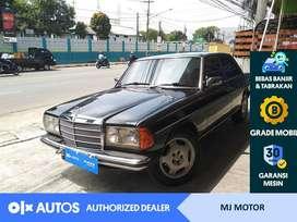[OLX Autos] Mercedes Benz 2.0 1984 MT Hitam #MJ Motor