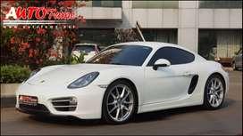 Porsche Cayman 2.7 Sport Chrono 2013 KM Rendah