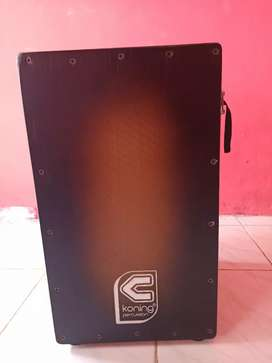 Cajon/kahun/kahon koning percussion beatrix 206