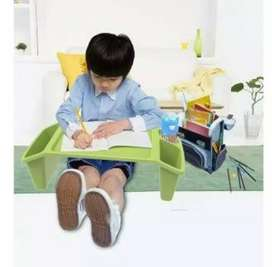 Wholesale price Plastic portable table for reading writing etc