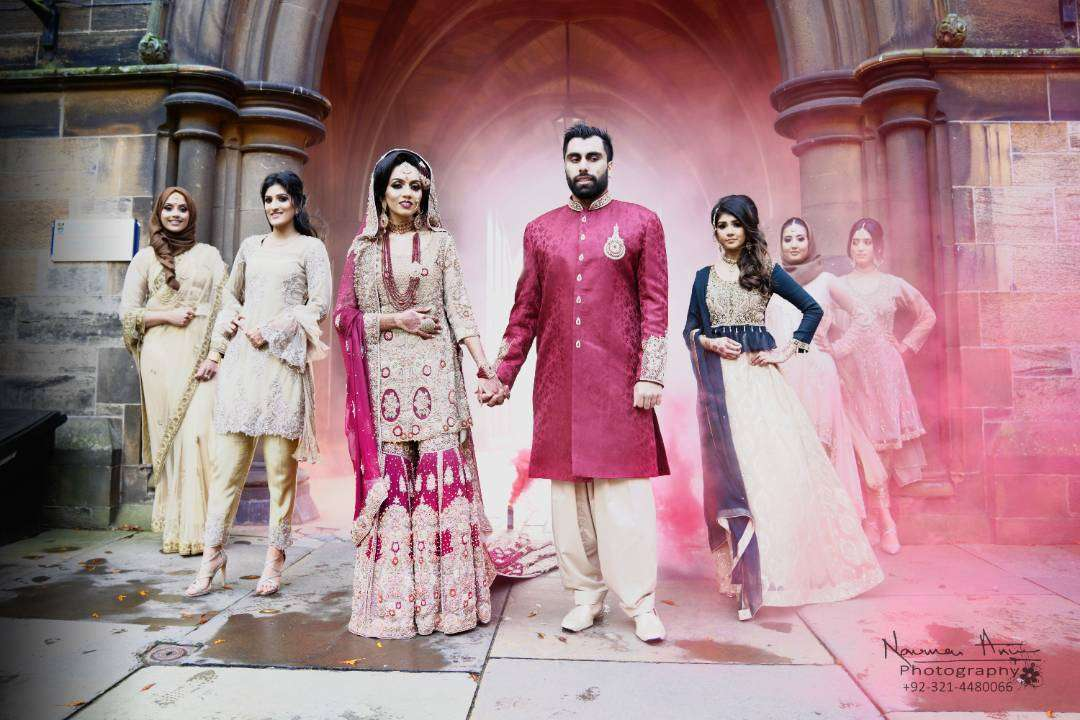 Wedding Photography by naQsh Productions