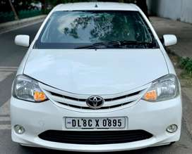Toyota Etios 1.5 G, 2011, CNG & Hybrids