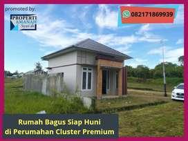 Rumah Bagus Siap Huni, Perumahan Cluster di Padang