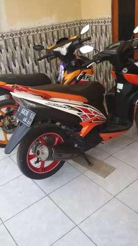 Dijual sepeda motor yamaha xeon 2013