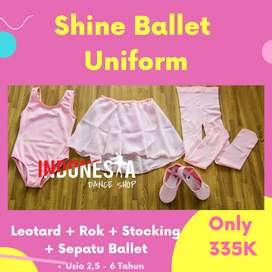 Paket Baju Ballet (Seragam Ballet)