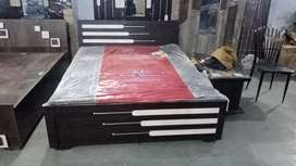5×6 box bed with storage