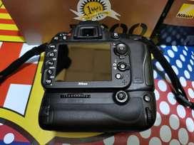 Nikon D600 Body plus BG