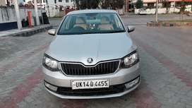 Skoda Rapid 1.5 TDI CR Ambition Plus, 2017, Petrol