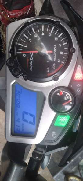 Best condition, xtreme150, dual disc, digital meter , 4 years age.