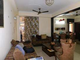 Corner flat pool facing 5 balcony and servant room. Vaastu compliant