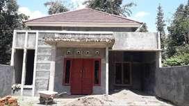 Rumah proses finising barat Kampus UII Pakem Sleman Yogyakarta