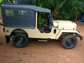 Mahindra JEEP CL 500 DI 2WD