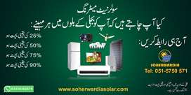 15 KW Home Solar Netmetering System for Bahria and DHA