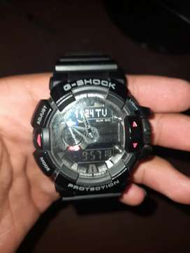 G-shock g mix black grey edition
