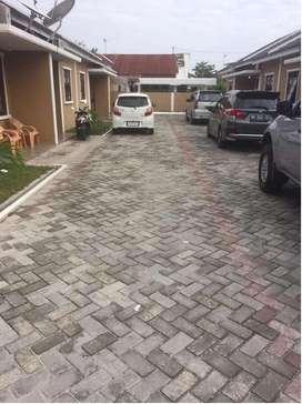Rumah kontrakan/sewa , lantai granit (bersih dan nyaman)