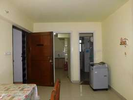 Rent of 3 BHK fully furnished flat at Chinar Park near CC2