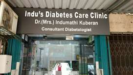 Doctor's clinic available for evening slot's consultation