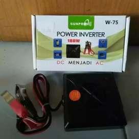 Power Inverter Perubah Arus