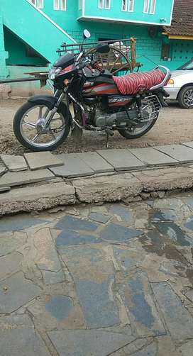 Insurance clear 2 tier new new full condition my bike