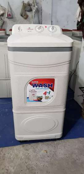 A-One National 909model washing machine 2 years warranty free delivery