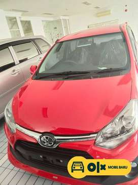 [Mobil Baru] PROMO AKHIR TAHUN TOYOTA AGYA 2019