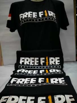 Kaos freefire dewasa