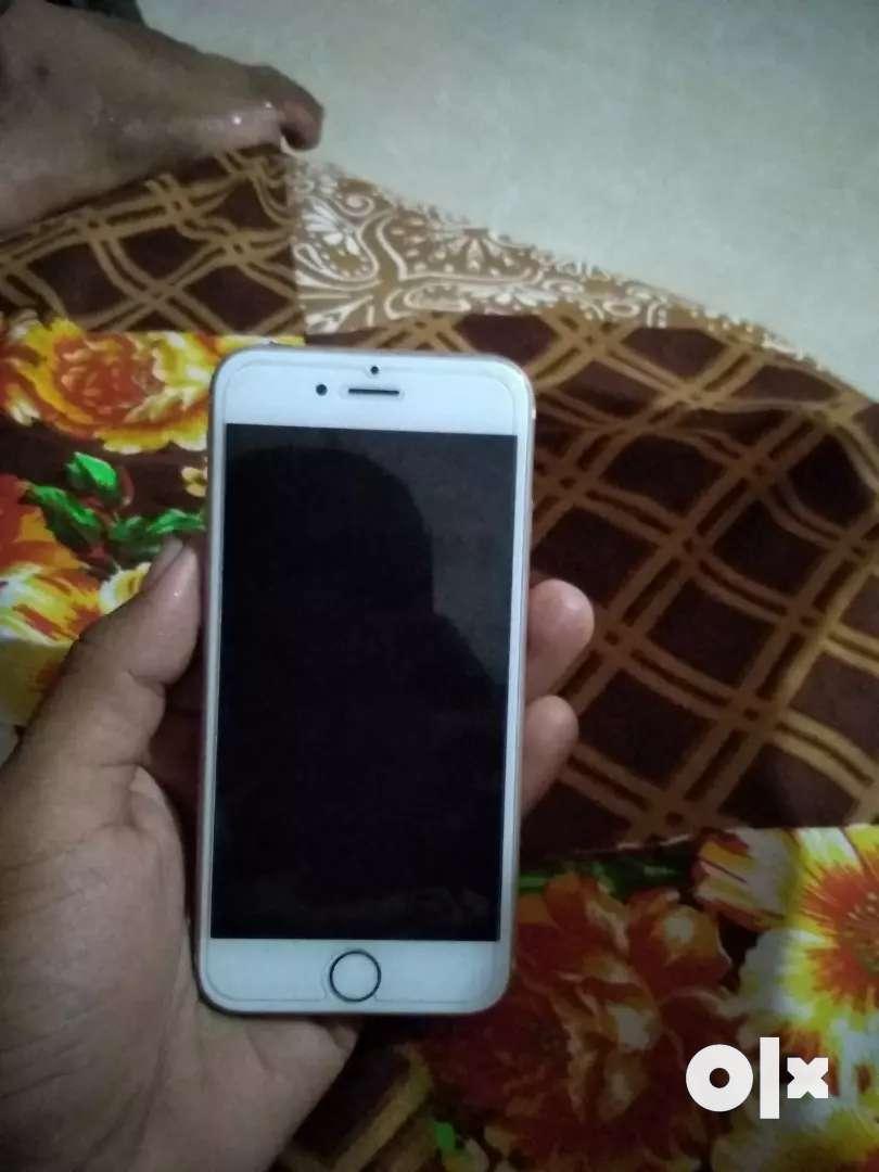 iPhone 6s 128gb rose gold 0