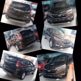 Honda CRV 2.0 Bensin Manual 2015 siap pakai