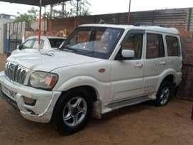 Mahindra Scorpio 2009-2014 VLX 2WD AIRBAG BSIV, 2011, Diesel